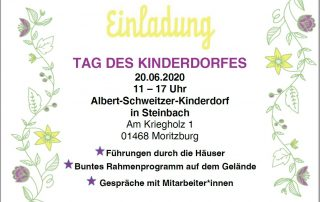 Tag des Kinderdorfes 2020